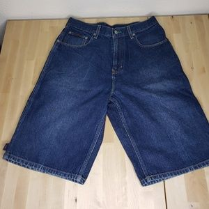 VINTAGE Tommy Jeans Hilfiger Carpenter Shorts